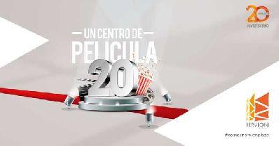 Fiesta 20 aniversario del Nervión Plaza de Sevilla