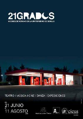 Cine de verano en 21 grados 2016 Sevilla