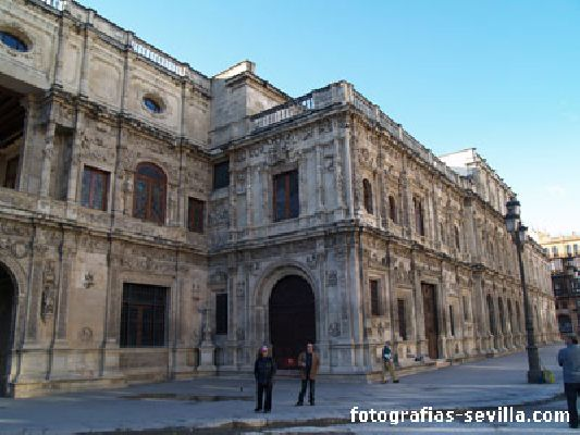Visitas guiadas al Ayuntamiento de Sevilla