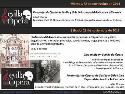 35 aniversario del Mercado del Arenal de Sevilla