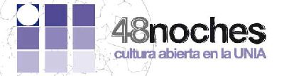 48 Noches de Cultura Abierta en la UNIA Sevilla 2017