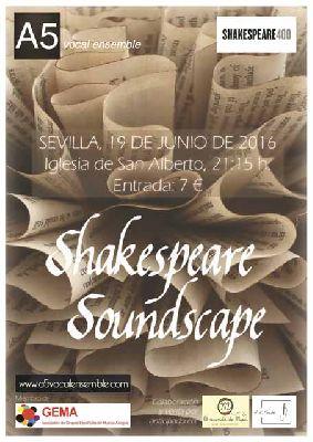 Concierto: A5 vocal ensemble en la iglesia San Alberto de Sevilla