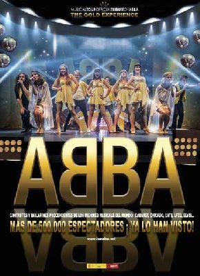 Musical: ABBA en el Teatro Quintero de Sevilla