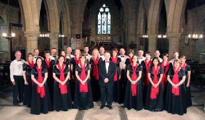 Concierto: Abbeydale Singers en la iglesia de la Anunciación