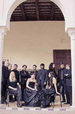 Concierto: Accademia del Piacere en Santa Clara Sevilla