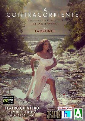 Flamenco: A Contracorriente en el Teatro Quintero de Sevilla