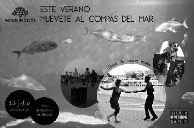 Fiesta bienvenida al verano 2017 en el Acuario de Sevilla