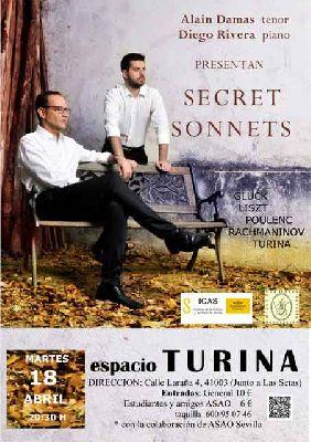 Concierto: Alain Damas y Diego Rivera en el Espacio Turina de Sevilla