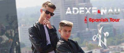 Concierto: Adexe & Nau en Fibes Sevilla 2018
