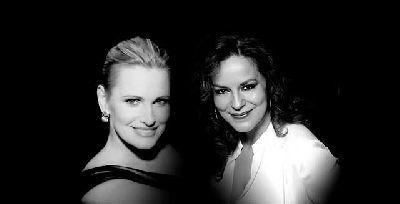 Foto promocional de Ainhoa Arteta y Nancy Fabiola Herrera