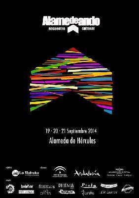 Festival Alamedeando 2014 Sevilla