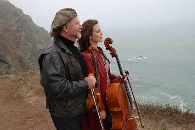 Concierto: Alasdair Fraser y Natalie Haas en Sevilla (Malandar)