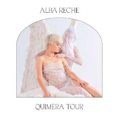 Cartel de la gira Quimera Tour de Alba Reche