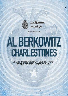 Concierto: Al Berkowitz y The Charlesttines en FunClub Sevilla