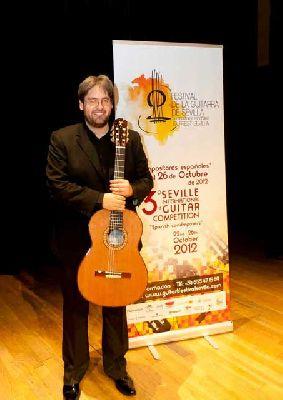 Concierto: Alejandro Córdova (guitarrista) en la Anunciación