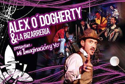 Concierto: Alex O'Dogherty Mi imaginación y yo en Sevilla