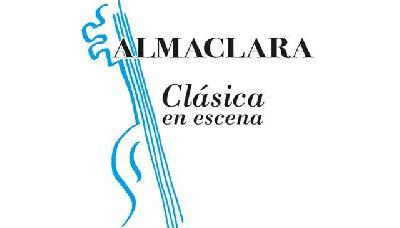 Cartel del ciclo Almaclara Clásica en escena en la Sala Cero de Sevilla