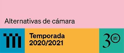 Cartel del ciclo alternativas de cámara en el Maestranza de Sevilla 2021
