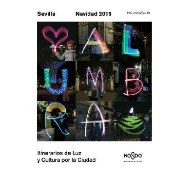 Pistas de hielo en Sevilla (Navidad 2015)