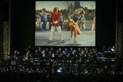 Foto promocional de Un americano en París con la Orquesta Sinfónica Camera Musicae