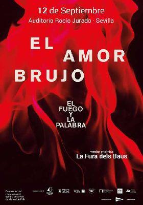 Danza: El amor brujo en el Auditorio Rocío Jurado Sevilla 2015