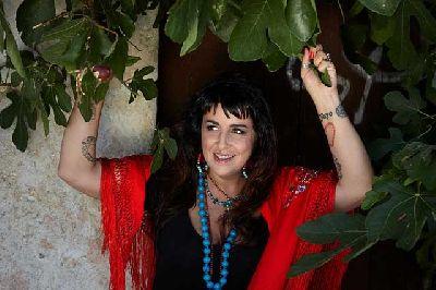 Concierto: Amparo Sánchez en Malandar Sevilla 2015
