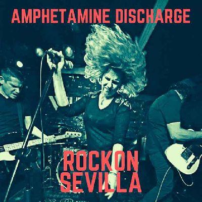 Foto promocional del grupo Amphetamine Discharge