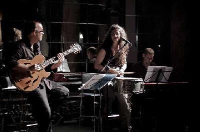 Concierto: Ana Cisneros Jazz Trío en el Maestranza de Sevilla