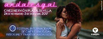 Andalesgai 2017, Festival de Cine Lésbico y Gay de Andalucía en Sevilla