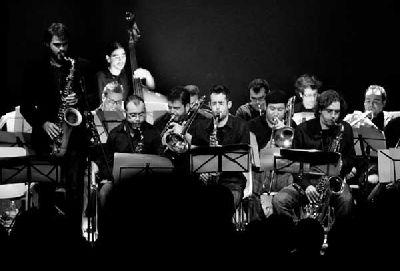 Concierto: Jazz Sessions #5 con la Andalucía Big Band en el CICUS