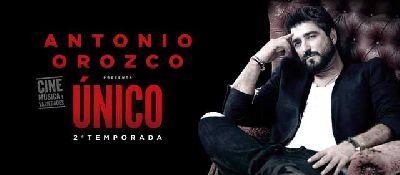 Concierto: Antonio Orozco en el Cartuja Center de Sevilla 2019