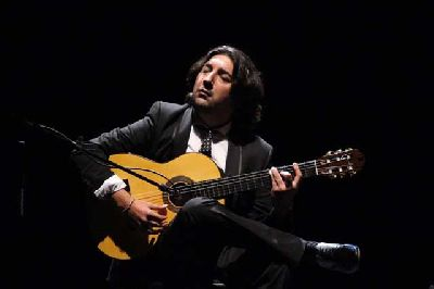 Flamenco: Antonio Rey en Espacio Box Sevilla