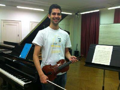 Concierto: violín y piano en el Ateneo de Sevilla