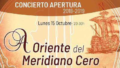Concierto: Apertura del Curso Universitario 2018-19 con la OBS en Sevilla