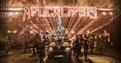 Foto del nuevo espectáculo del Circo de los Horrores llamado Apocalipsis