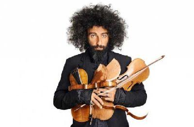 Concierto: Ara Malikian en Fibes Sevilla 2017