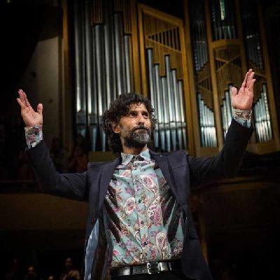 Flamenco: Arcángel en el Teatro de la Maestranza de Sevilla 2017