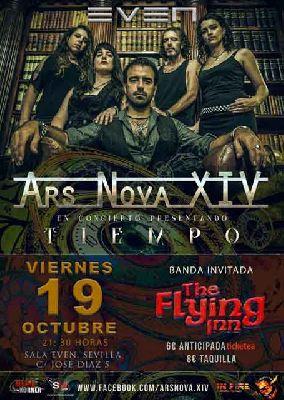 Concierto: Ars Nova XIV en la Sala Even Sevilla 2018