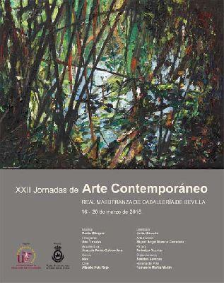 XXII Jornadas de Arte Contemporáneo de la Real Maestranza de Sevilla