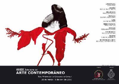 XXIII Jornadas de Arte Contemporáneo de la Universidad de Sevilla 2016
