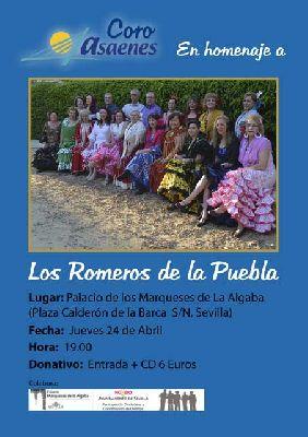 Presentación disco Coro de ASAENES en Palacio Marqueses Algaba