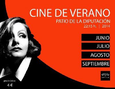 Cine de verano en Asómate al patio 2014