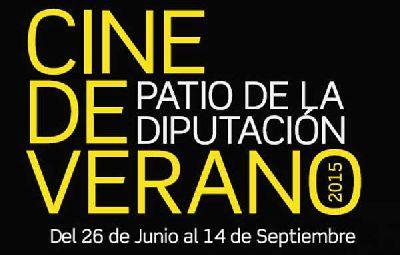 Cine de verano Asómate al patio (septiembre 2015)