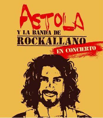 Concierto: Astola y la banda de Rockallano en Malandar Sevilla