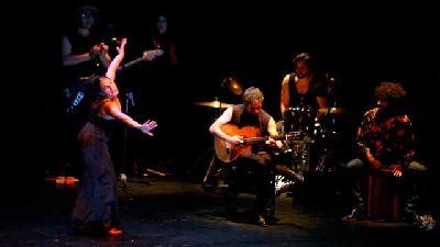 Espectáculo: A través de la luz en el Teatro Quintero de Sevilla