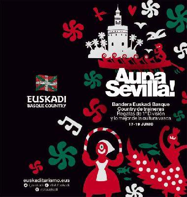 ¡Aupa Sevilla! actividades culturales y deportivas vascas en Sevilla