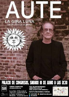Concierto: Luis Eduardo Aute en Fibes Sevilla 2016