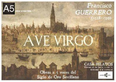 Concierto: Ave Virgo en la Casa de Pilatos de Sevilla