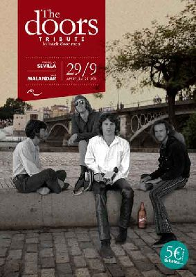 Concierto: Back Door Men (tributo a The Doors) en Malandar Sevilla