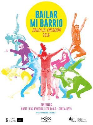 Bailar mi barrio en Sevilla